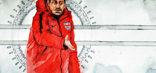 Vier junge Optionen: Wer besetzt die Sechserposition bei Red Bull Salzburg?