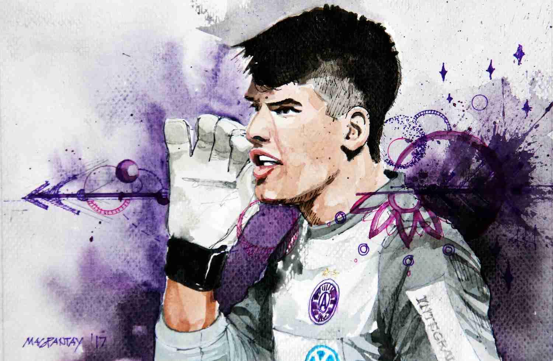 _Osman Hadzikic - FK Austria Wien