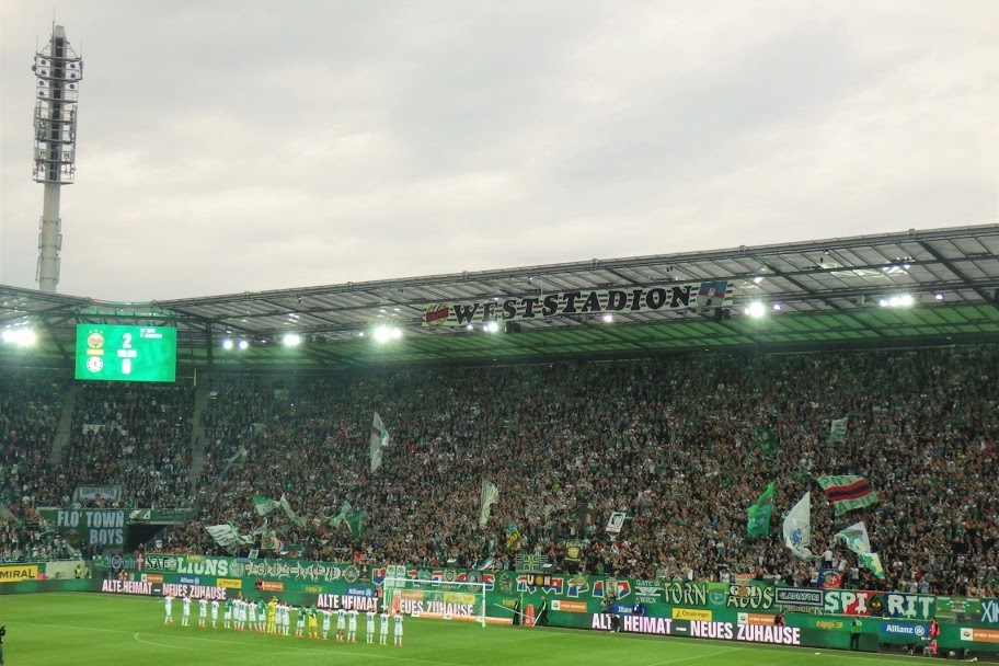 Groundhopper S Diary Die Eroffnung Des Allianz Stadions Abseits At