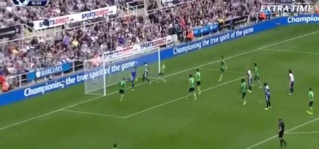 Alle Tore des Premier-League-Sonntags (1.Spieltag 2015/16)