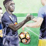 Patson Daka wechselt in die Premier League