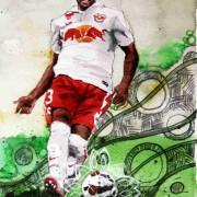 Spielerbewertung RB Salzburg – Austria Wien: Paulo Miranda der Fels in der Brandung