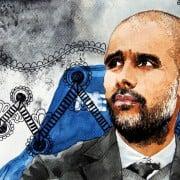 City schlägt United: Guardiola gewinnt Trainerduell gegen Mourinho