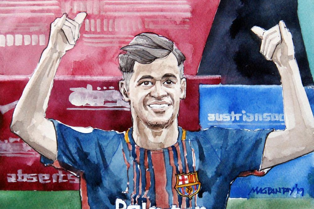 FC Bayern über Verlängerung der Leihe von Philippe Coutinho mit Barcelona einig