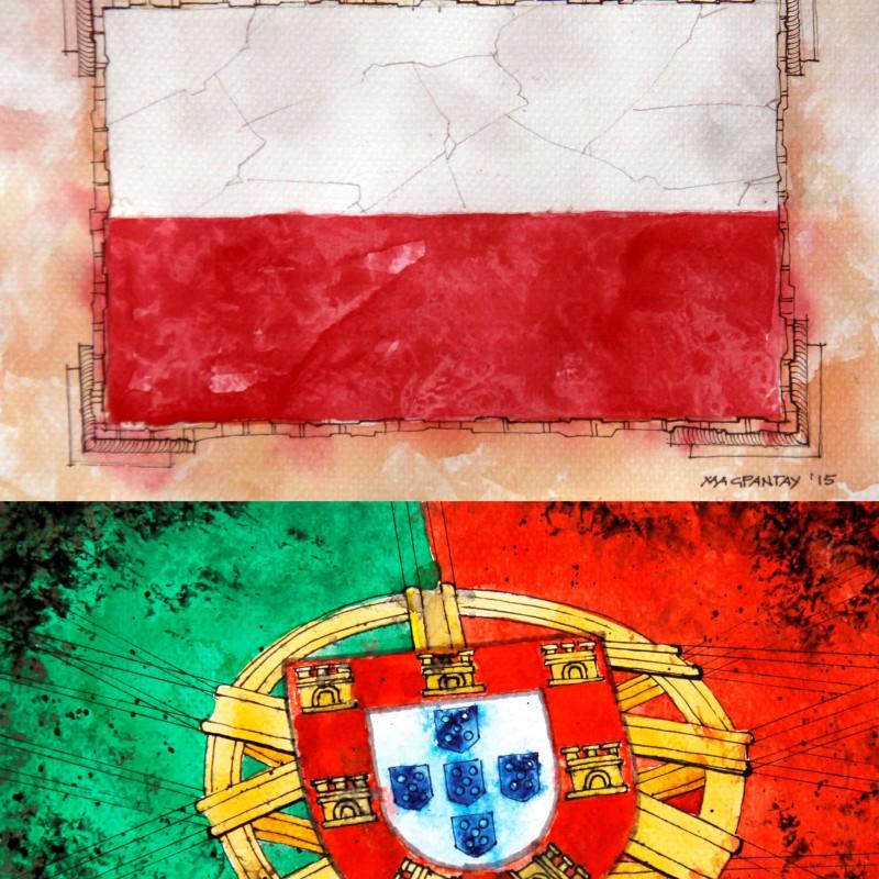 FuГџball Polen Gegen Portugal