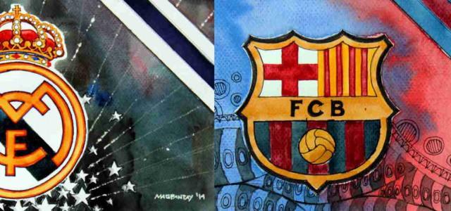 El Clásico: Der FC Barcelona zum Siegen verdammt