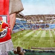 """Das sagen die RB-Salzburg-Fans zur abgelaufenen Saison: """"Drei Trainer, zwei Titel, ein zufriedener Fan"""""""