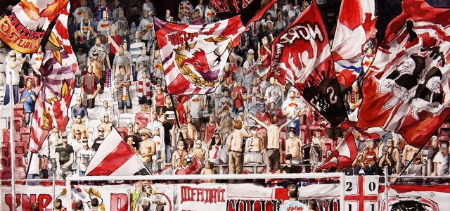 """Salzburg-Fans: """"Nicht die erste Corona-Verfehlung des LASK"""""""