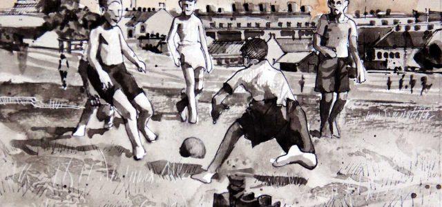 Rezension   Gefährliches Spiel – Fußball um Leben und Tod
