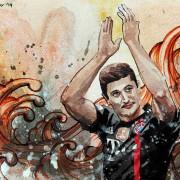 Deutschland: Die Elf des 24. Spieltags 2016/17