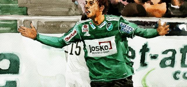 Toranalyse zur 14. Runde der tipp3-Bundesliga | Schicker, Zulj, Sandro, Kienast