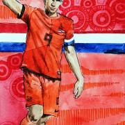 Auftaktblamage für den Titelverteidiger: Niederlande gewinnt gegen Spanien 5:1