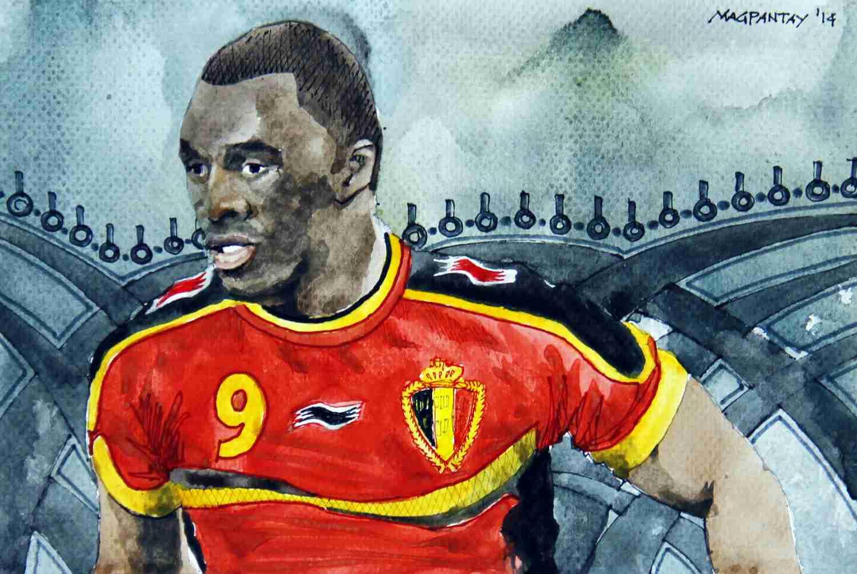 _Romelu Lukaku - Belgien