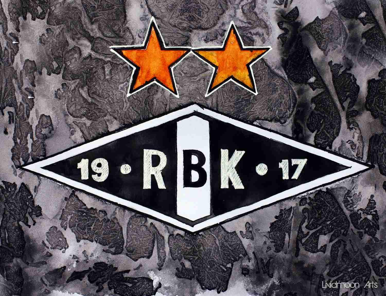 _Rosenborg BK Wappen
