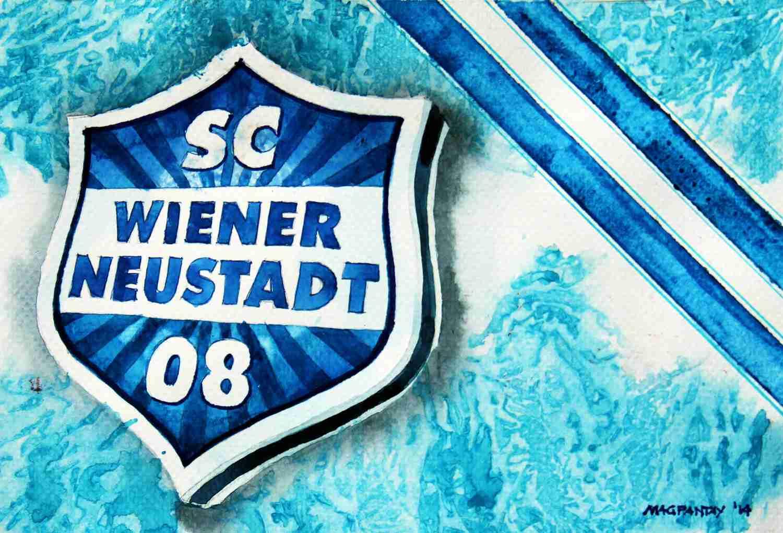 _SC Wiener Neustadt - Wappen mit Farben