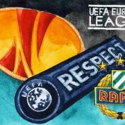 """Rapid-Fans: """"Mit Kampf und defensiver Stabilität besiegen wir Molde!"""""""