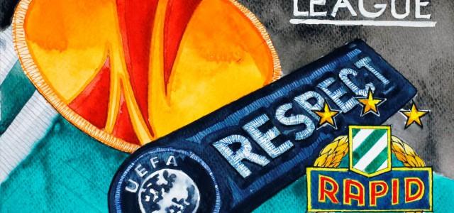 Drei Siege in drei Spielen: Rapid auf der internationalen Überholspur