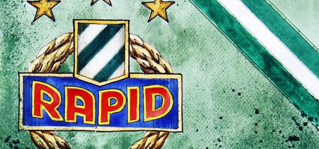 """""""Geiler Derbysieg"""" – das sagten die Rapid-Fans nach dem 4:1 über die Austria"""