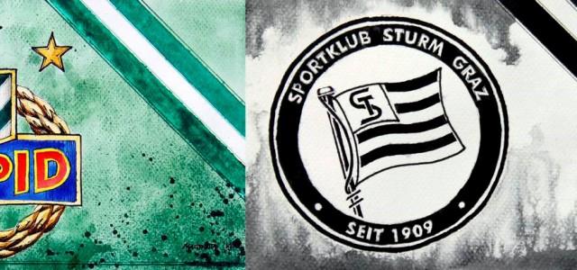 Vorschau SK Rapid – SK Sturm: Es war einmal ein Lieblingsgegner…