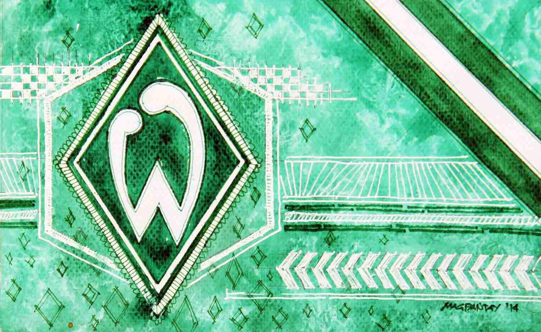 _SV Werder Bremen - Wappen, Logo