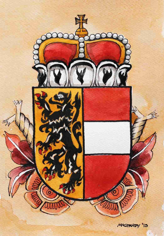 _Salzburg Landeswappen