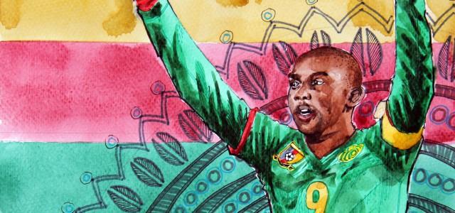 Kameruns Nationalteam im Schatten seines umstrittenen, ungeliebten Starspielers Eto'o