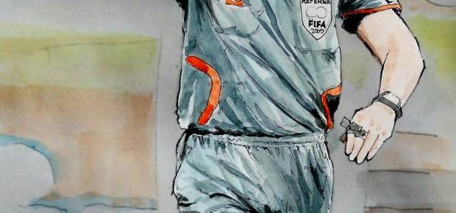 Zu einseitig: Italienischer Schiedsrichter bricht bei 31:0 ab