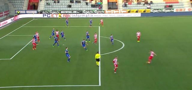 Kuriose Abseits-Entscheidung in der Schweizer Liga