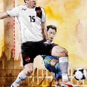 37. Spieltag in England: Sebastian Prödl mit starker Leistung