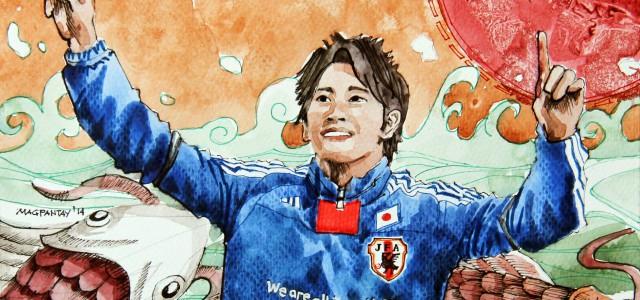 Konkurrenz belebt das Geschäft: Die ausgeglichene Mannschaft Japans
