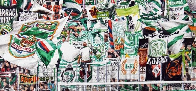 Fanmeinungen der Rapid- und Admira-Anhänger vor dem heutigen Spiel