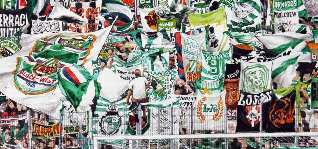 """Rapid-Fans: """"Ein Sieg wäre eine echte Kampfansage"""""""