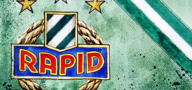 """Mehrere Talentproben: Rapids """"Hybrid-U19"""" holt dritten Platz in Sindelfingen"""