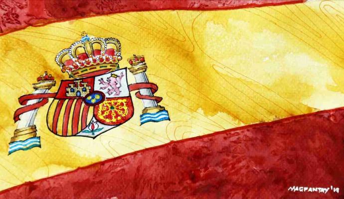 Spanien-Flagge1-690x400