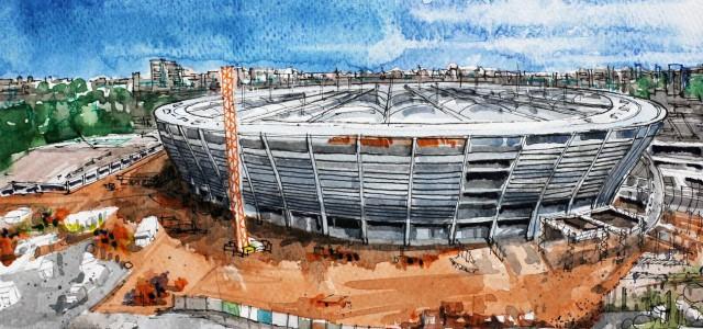 Außergewöhnliche Fußballstadien (2) | Estádio Municipal de Braga