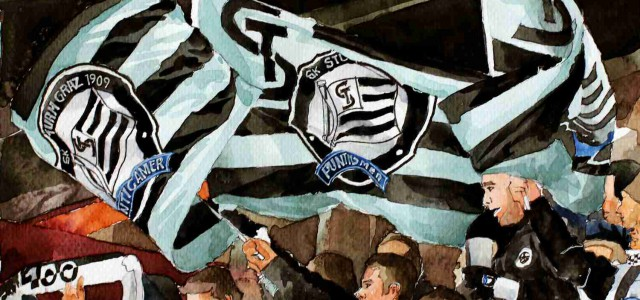 """Sturm-Fans: """"Vorfreude auf neue Saison schon wieder vorbei…"""""""