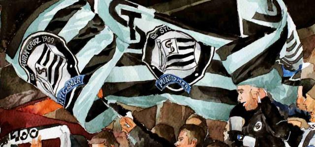 """Sturm-Fans vor Salzburg-Partie: """"Salzburg nicht über Sturm zu stellen"""""""