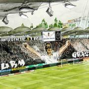 """Sturm-Fans: """"Ausnutzen, dass die Austria unbedingt gewinnen muss"""""""