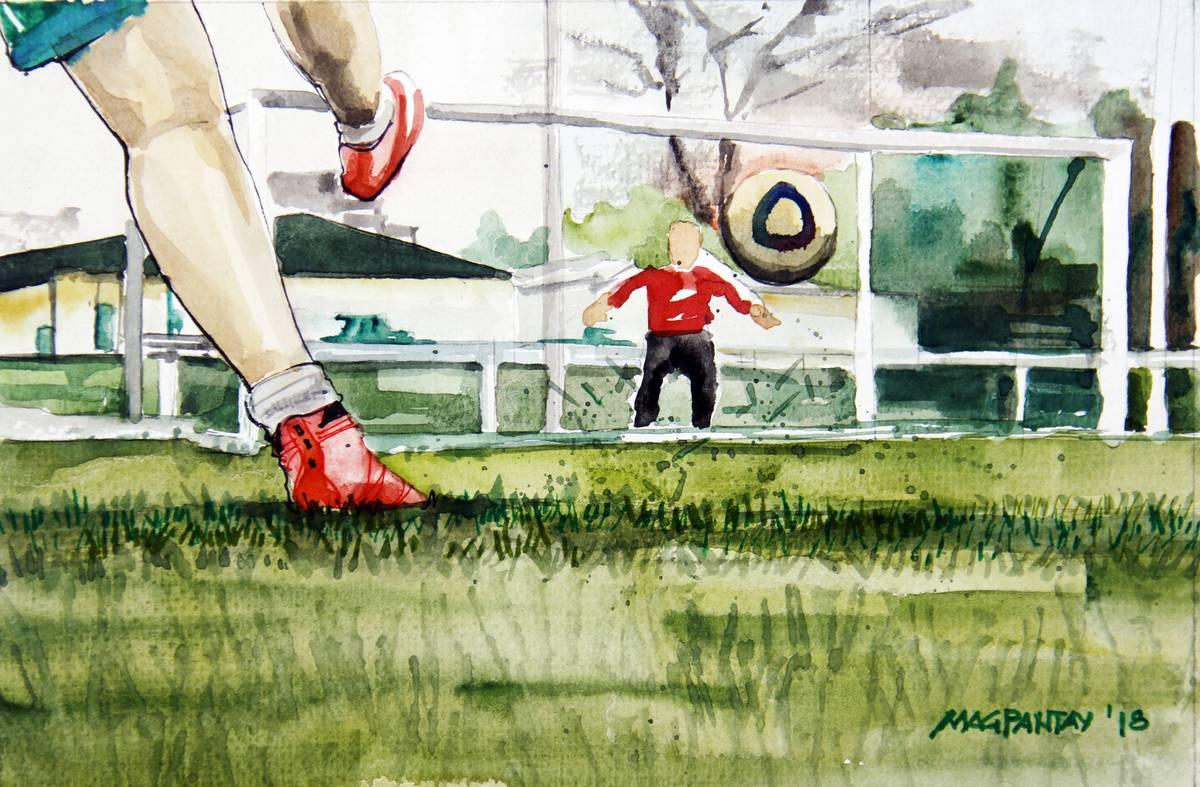 Buchrezension: Fußballgötter