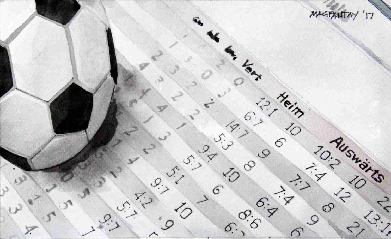 Expected-Goal-Werte zum 21. Spieltag 2019/20
