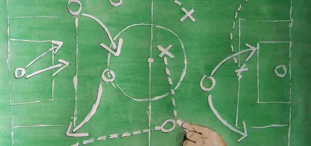 Taktiktheorie: Gegenpressing (1)