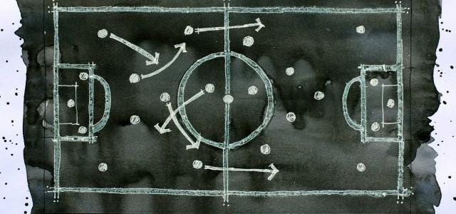 Taktiktheorie: Die Mittelfeldraute im 4-1-2-1-2-System