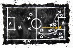 Taktiktheorie | Dreier-, Fünfer- und pendelnde Viererkette (1)