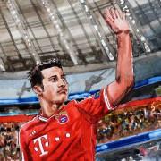 Deutschland: Die Elf des 23. Spieltags 2016/17