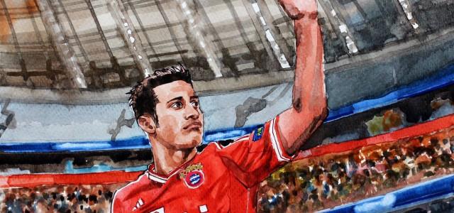 Deutschland: Die Elf des 16. Spieltags 2016/17