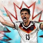 """San-Marino-Kritik an Thomas Müller: """"Ihr Deutschen werdet euch nie ändern!"""""""