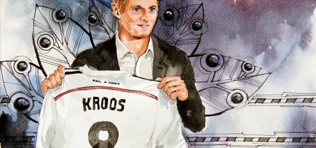 Die Schlüsselduelle des 7.Spieltags: Kann Polen das Passspiel von Toni Kroos unterbinden?