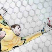 2. Deutsche Liga: Rot-weiß-rote Torhüter überzeugen