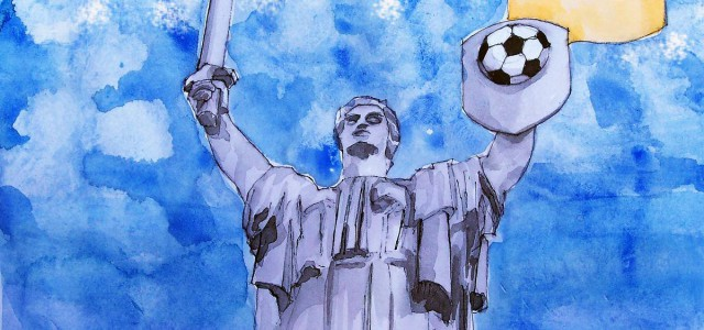 Groundhopper's Diary | Revolution in der Ukraine