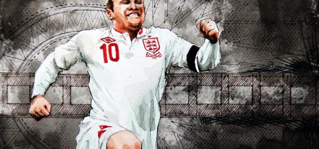 """Endlich wieder """"Target Man"""": Wayne Rooney steht vor spannender Saison für Manchester United"""